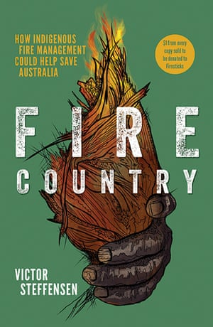Cover image of Fire Country, by Victor Steffensen.