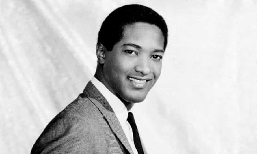 Sam Cooke in an undated photograph