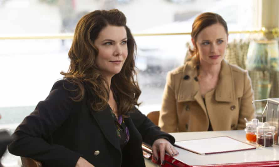 Wouldn't it be great if you just got along … Gilmore Girls: A Year In The Life
