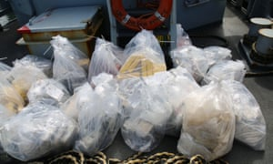 Five jailed over bid to smuggle £112m of cocaine into UK