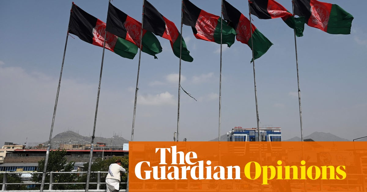 I fear for my family in Kabul, but I know the Taliban can be resisted
