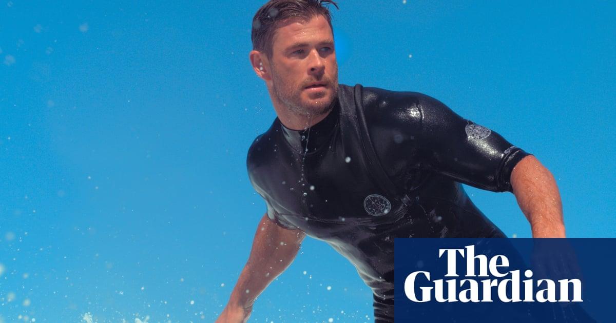 'I'd let you bite me!' Shark Beach With Chris Hemsworth is dangerously flirty TV