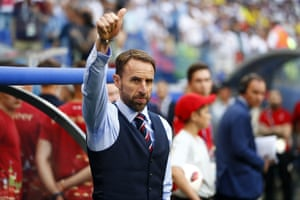 There are only six teams left in the World Cup and England are one of them but can they make it to the last four? Head coach Gareth Southgate looks pretty calm before kick-off.