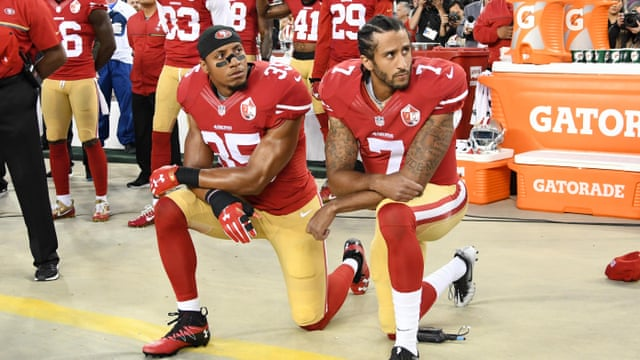 Colin Kaepernick s critics are ignoring the target of his protest ... 8aa8cf6b3