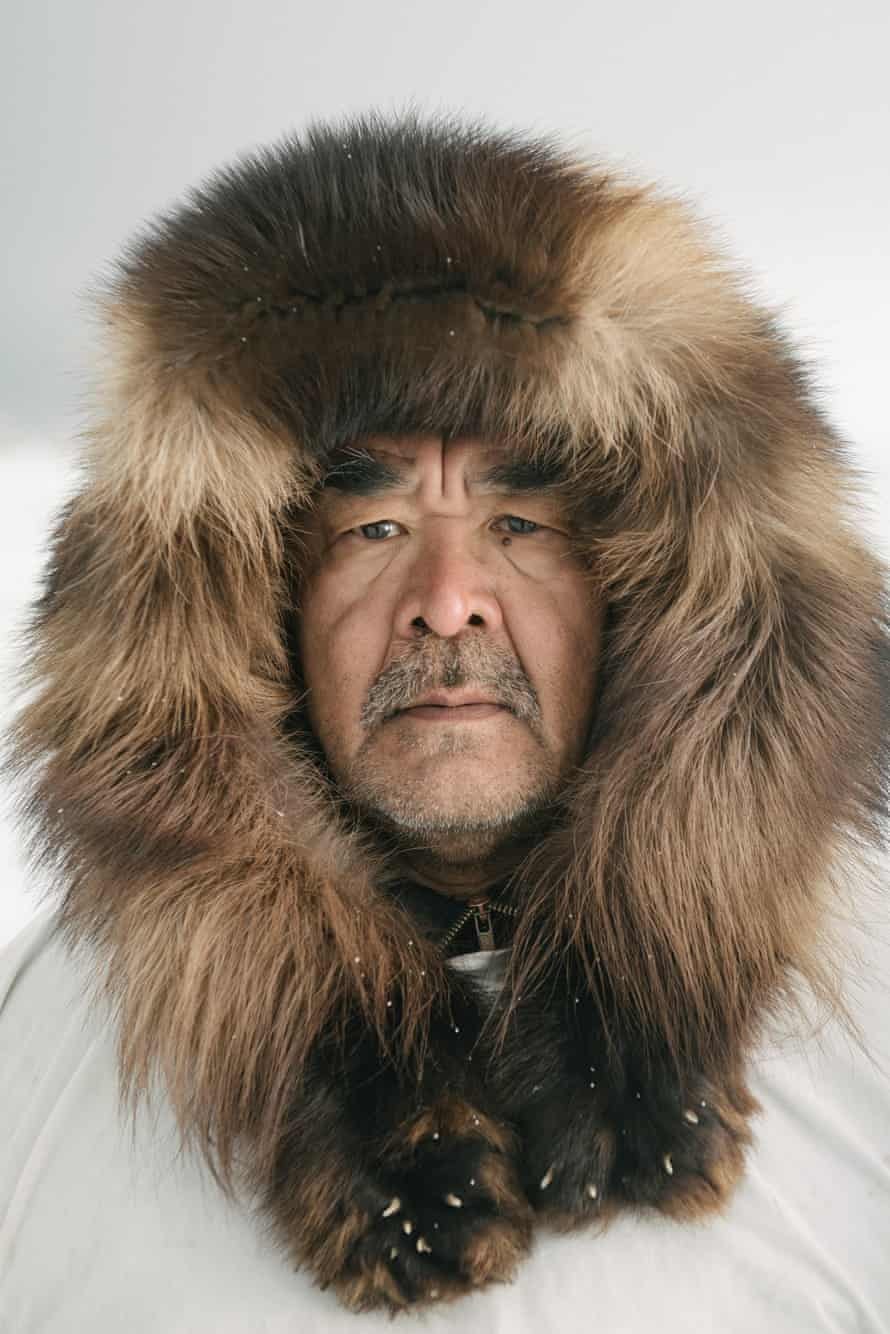 Iñupiat elder Foster Simmonds has been a whaler since he was a child. Since then, whaling has seen subtle changes.