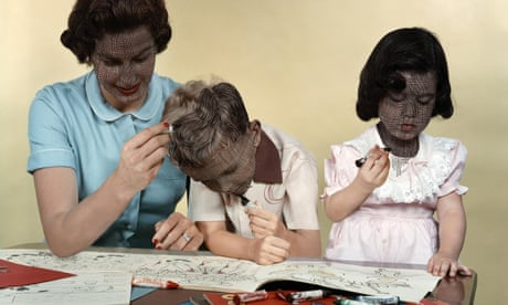 Unhappy families: Weronika Gesicka's warped Americana – in pictures
