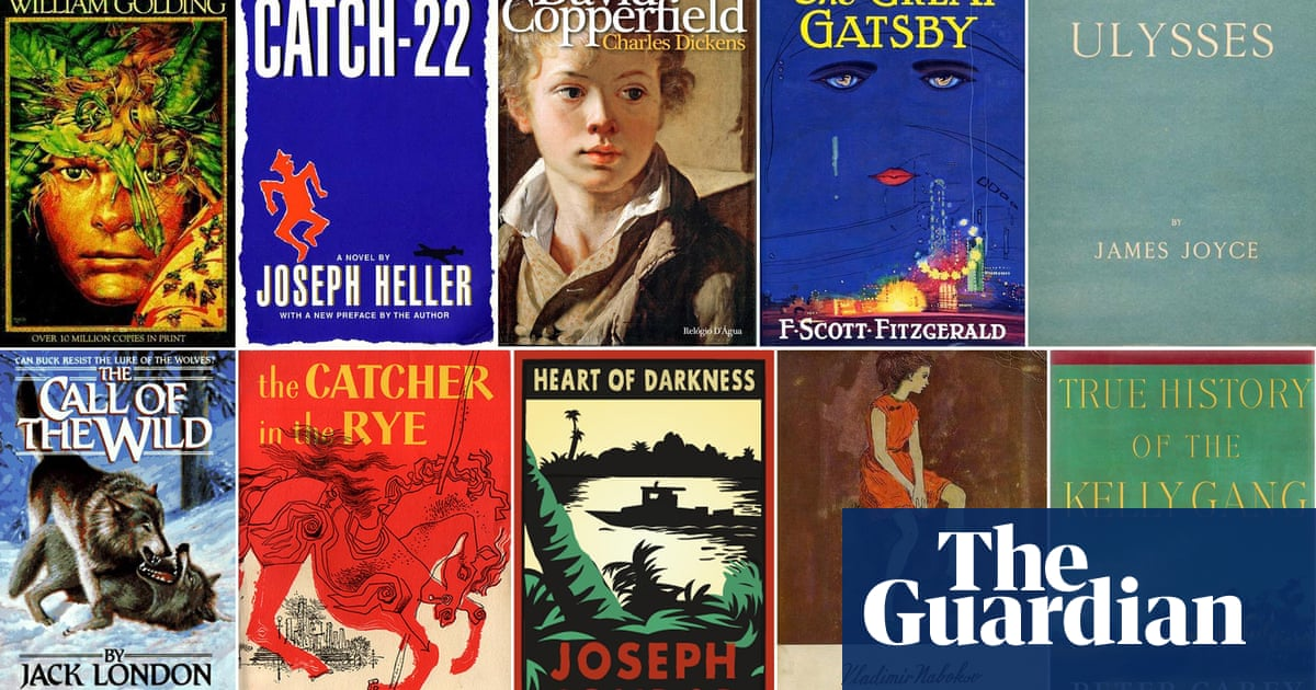 The 100 best novels written in English: the full list ...