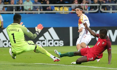 Spain Under-21s reap benefit of experience England can only dream of