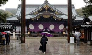 The Yasukuni shrine honours 14 Japanese leaders convicted as war criminals, alongside other war dead.