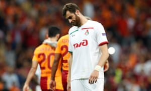 Lokomotiv have started the season poorly, losing to Galatasaray in the Champions League and falling behind in the league.