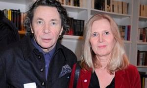 Jean-Claude Arnault and Katarina Frostenson