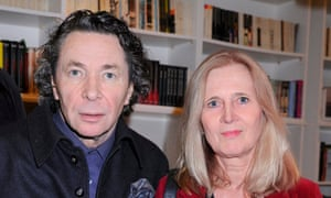 Jean-Claude Arnault, with his wife, Swedish Academy member Katarina Frostenson.