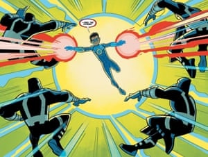 Chakra: The Invincible is an Indian animated superhero.