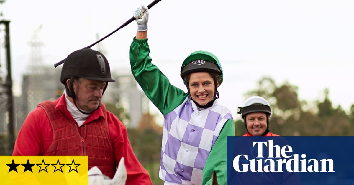 Ride Like a Girl review – cinematic schmaltz swamps Michelle Paynes ride to the Melbourne Cup