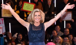 Katie Hopkins most recently sparked outrage when her Sun column compared migrants crossing the Mediterranean to cockroaches.