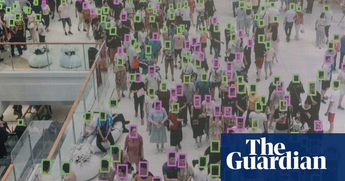 'Ban this technology': students protest US universities' use of facial recognition