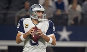Tony Romo played 156 games for the Cowboys over 13 years in Dallas.
