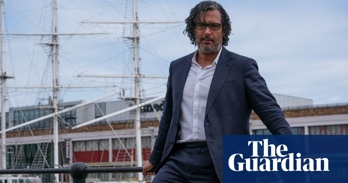 David Olusoga on race and reality: 'My job is to be a historian. It's not to make people feel good'