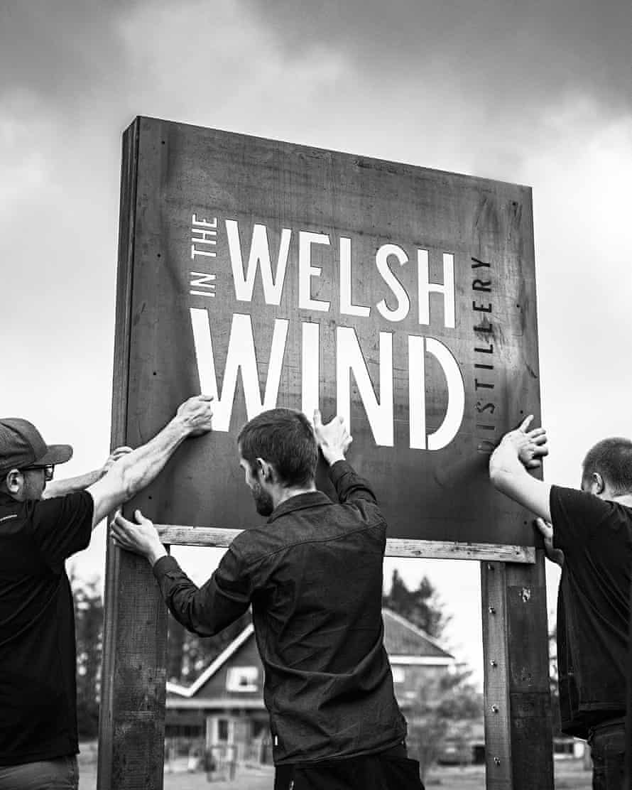 Wunderful: Cardigan's own gin specialists, In the Welsh Wind