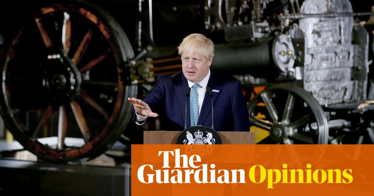 No-deal Brexit was once a sick Tory joke  Now it's serious