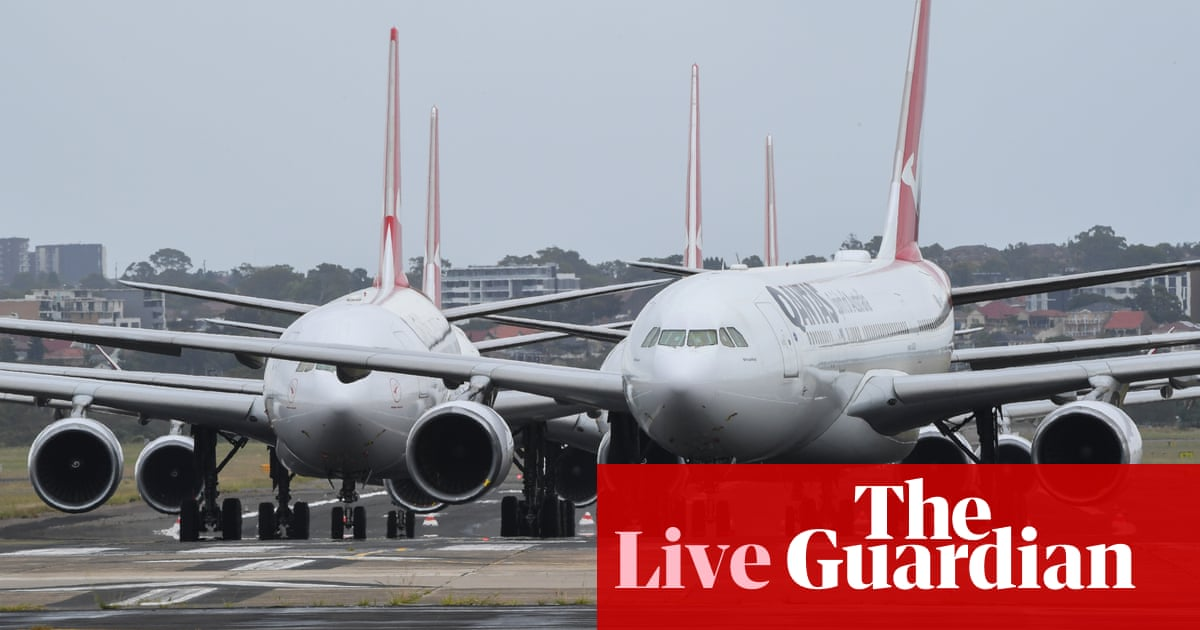 Coronavirus Australia live: stranded Victorians return from Sydney as tourism industry warned international border could be shut all year – The Guardian