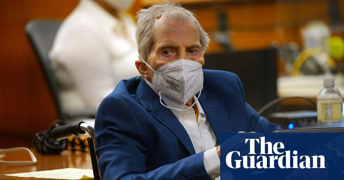 Robert Durst murder trial reopens after 14 months recess because of pandemic