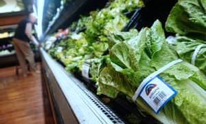 Supermarkets and restaurants have been advised to withdraw romaine products.