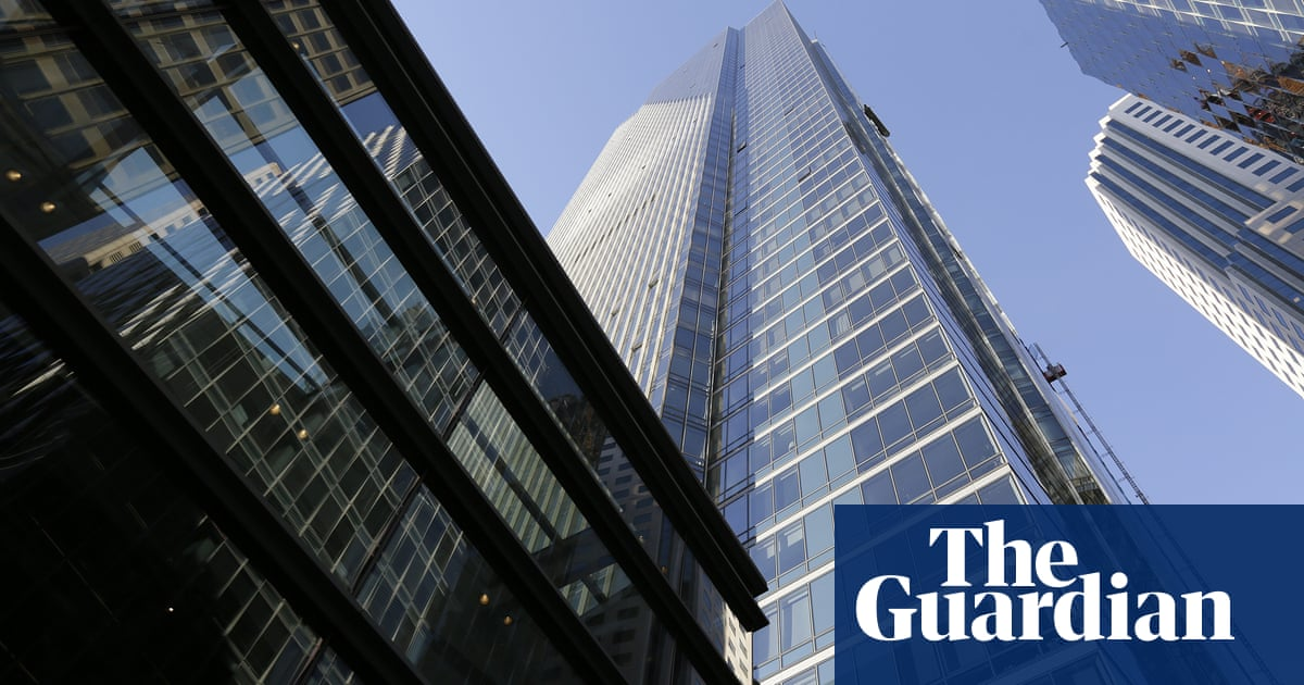 San Francisco luxury tower still sinking even as engineers work on $100m fix
