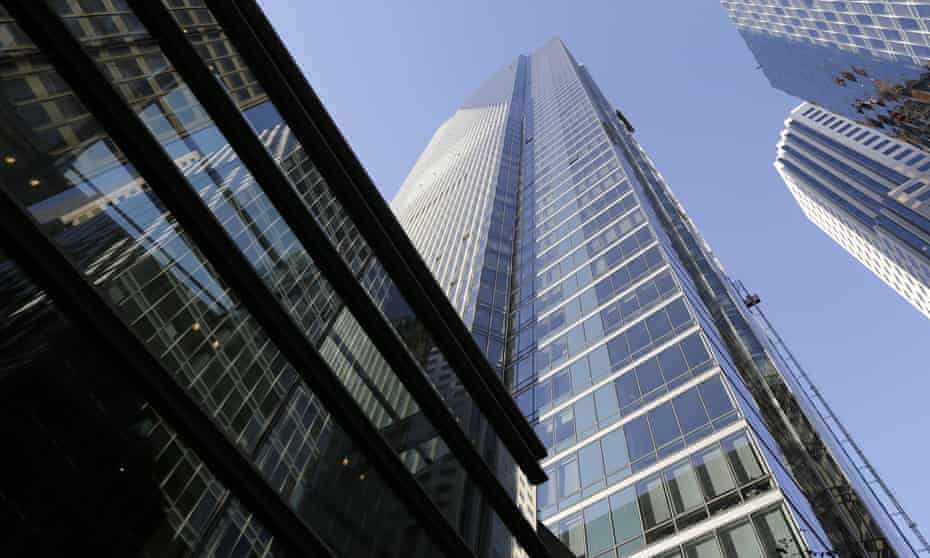 The Millennium tower, the tallest residential building in San Francisco, has sunk an additional inch since a reinforcing project began.
