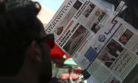 Afghanistan has enjoyed significant press freedom since the fall of the Taliban in 2001.