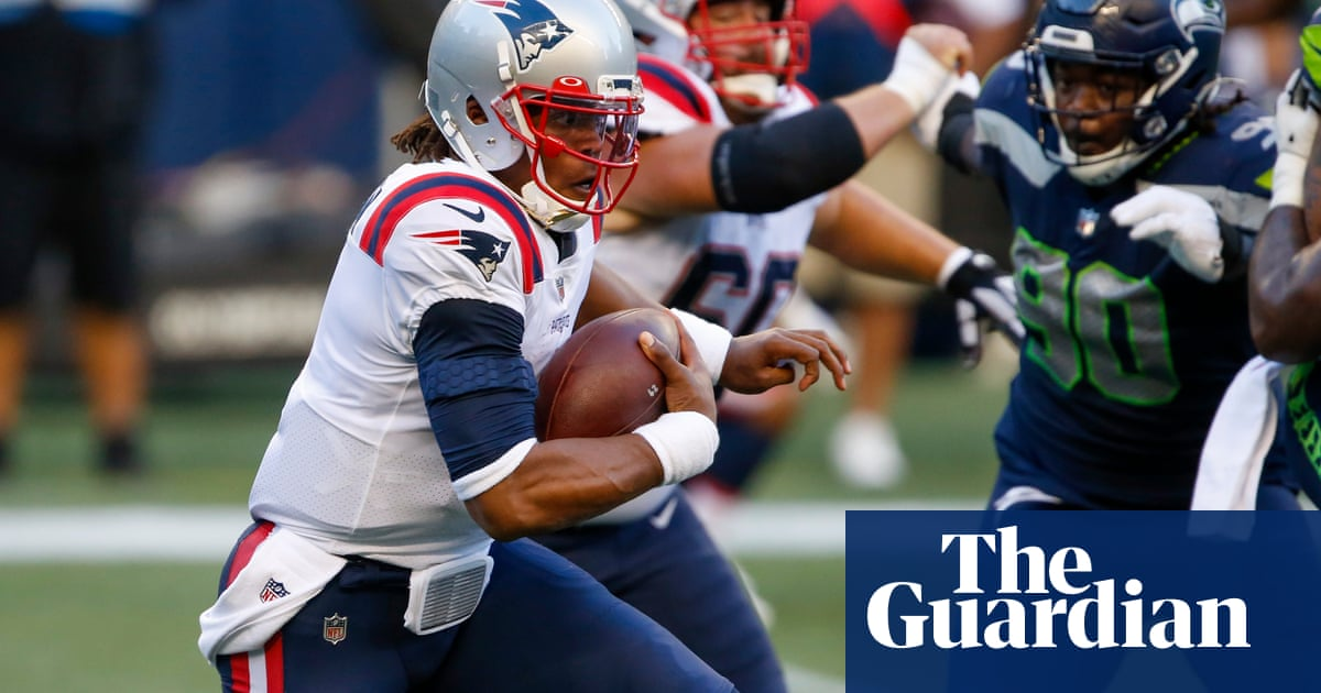 Patriots and Cam Newton come up just short in loss to Seahawks