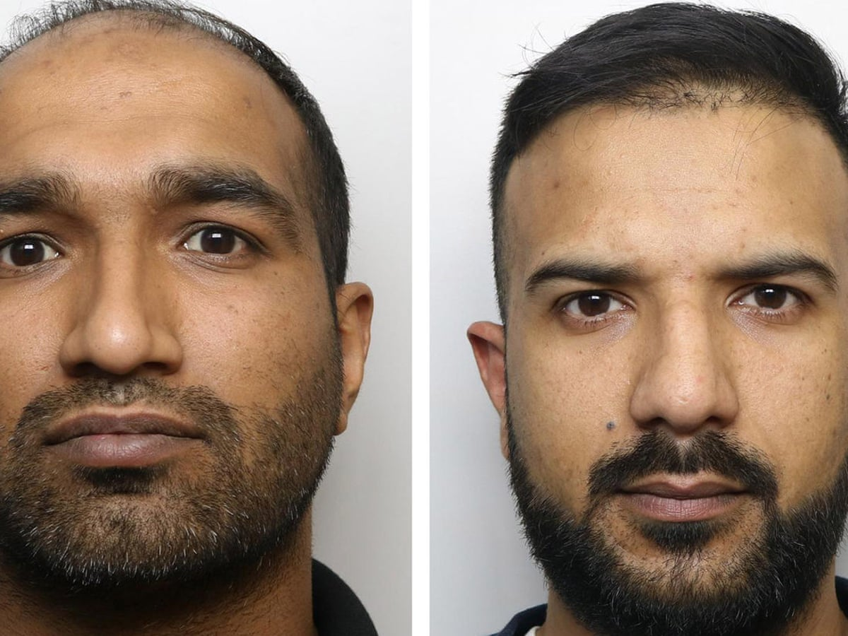 Huddersfield Grooming Gang Four More Jailed For Abusing Girls Crime The Guardian
