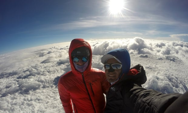 Chimborazo Peak Ecuador The Closest Place To Space On Earth