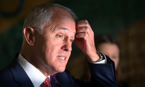 Malcolm Turnbull in Parliament House on Thursday