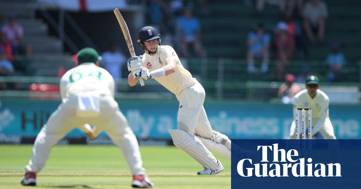 England's Zak Crawley shows right qualities despite finding going tough | Chris Stocks