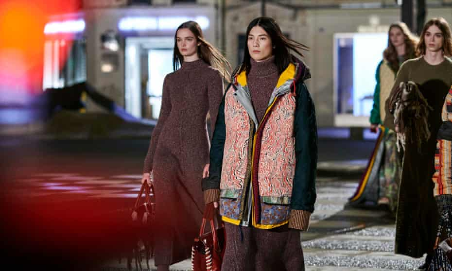 From Chloé's autumn-winter 2021 collection.