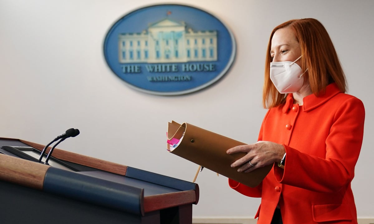 White House great concern over Covid origin misinformation from China Coronavirus The Guardian