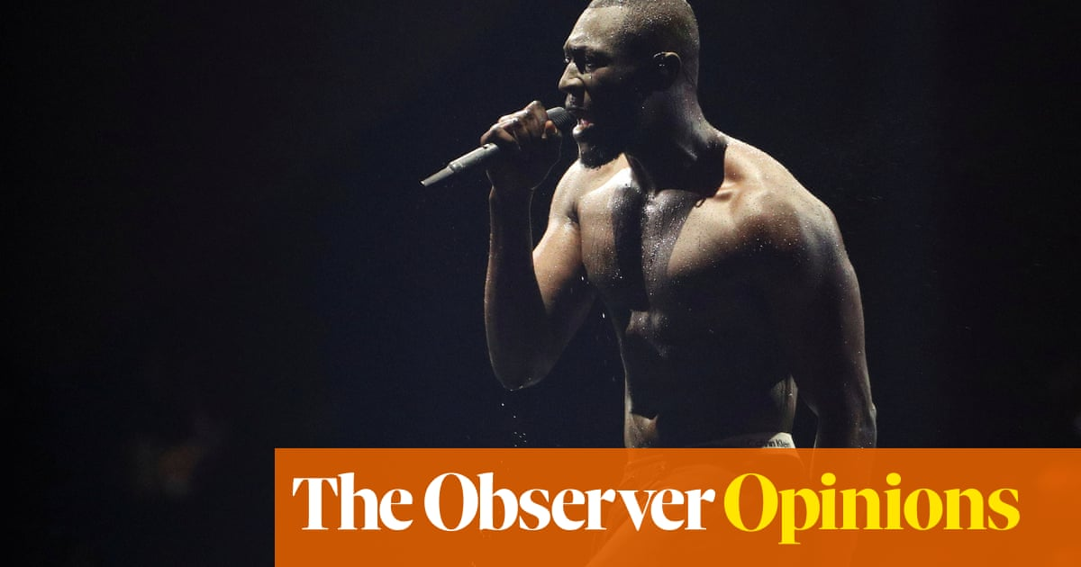 Stormzy proves Glastonbury is not just a greatest hits parade | Rebecca Nicholson