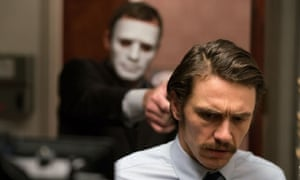 James Franco in The Vault.