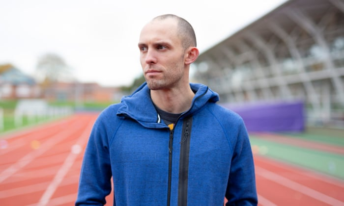 Hernia mesh implants cost top British athlete five years of his
