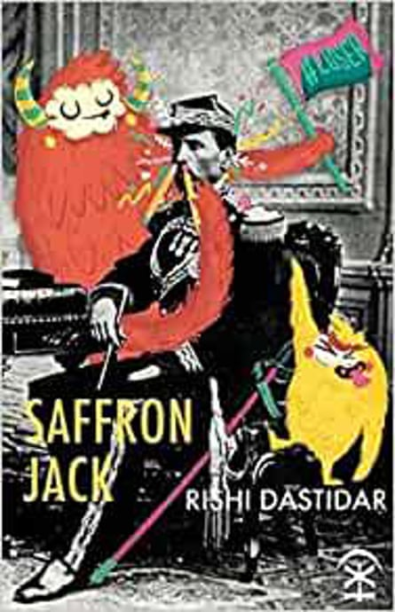 Saffron Jack by Rishi Dastidar