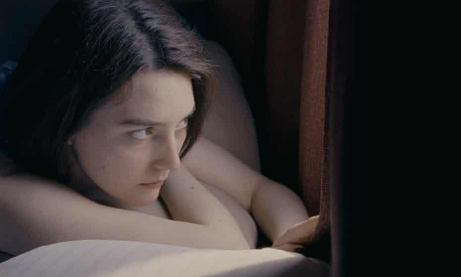 Sidney Flanigan in Never Rarely Sometimes Always, a film in which so much goes unspoken.