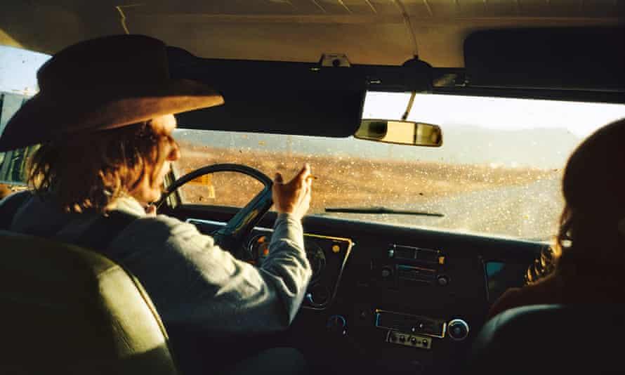 Dennis Hopper by William Eggleston.