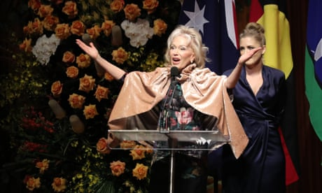 Bob Hawke's public memorial service at the Sydney Opera House – in pictures