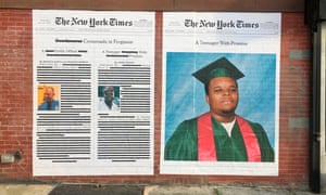A Teenager With Promise, 2017 from Counternarratives The Racial Imaginary Institute: On Whiteness Exhibition June 27-August 3, 2018 The Kitchen New York