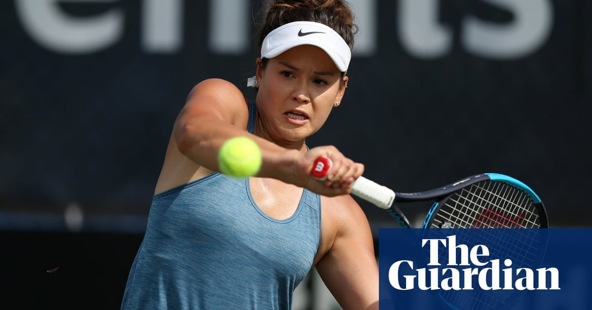 Dana Mathewson: Wheelchair tennis star plots Paralympic breakthrough