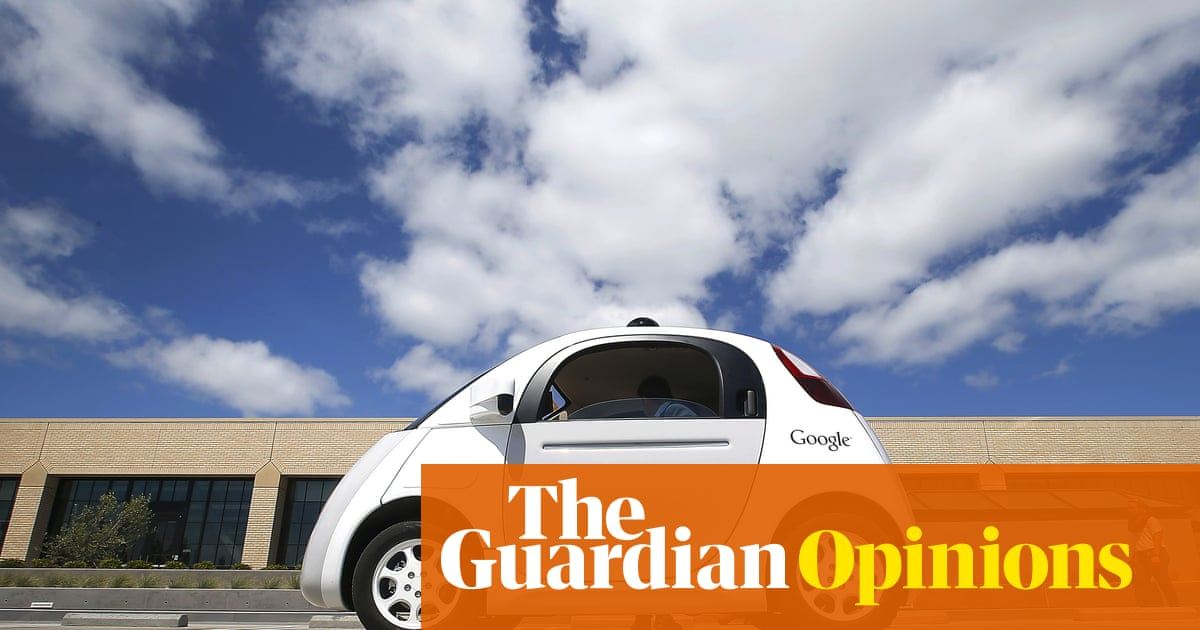 The problem with self-driving cars: who controls the code