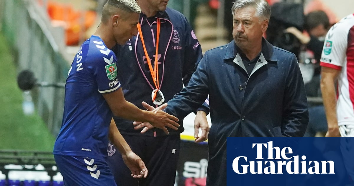 Everton must prove they can win without Richarlison, says Ancelotti