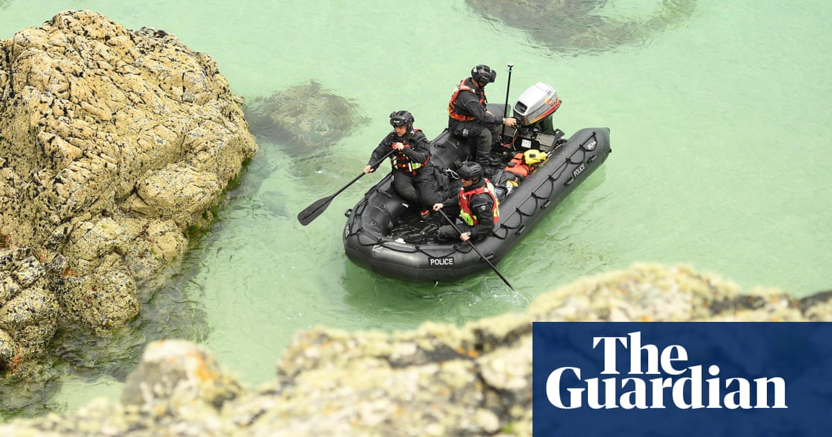 G7 security preparations in Cornwall – in pictures | World news - The Guardian