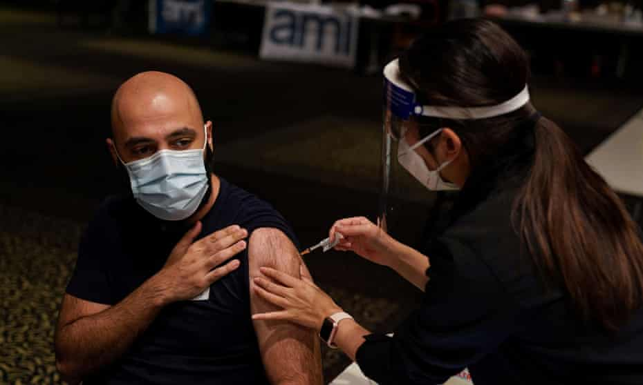 Sydney vaccination